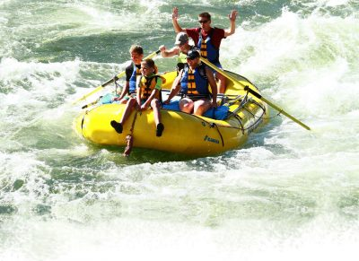 Top 1-2-3-4 Day Whitewater Rafting Adventure Vacations Providers of Trips and Outfitters 208-447-7101