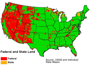 Federal Land Ownership is not Constituional