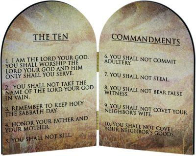 ten-commandments are necessary