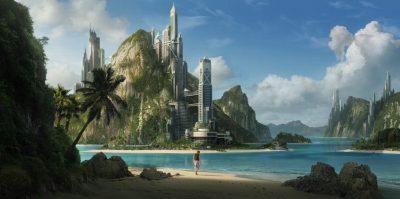 Utopian-Future is Doable 541-982-9291